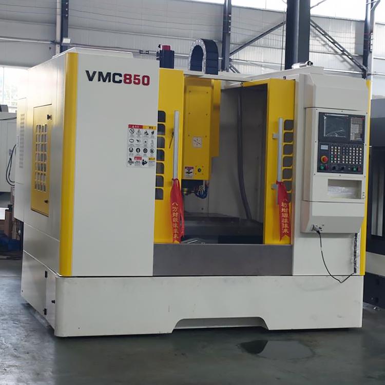 VMC850B硬轨加工中心